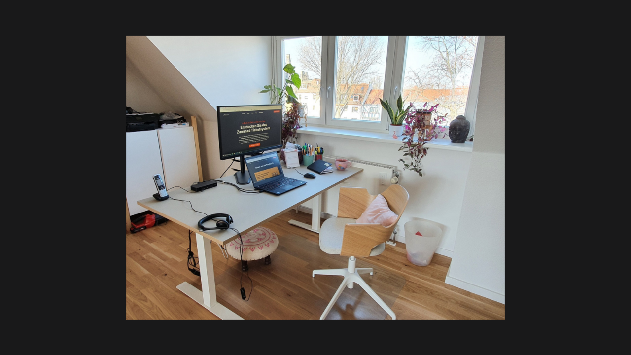 Workspace of Jessica Traupe