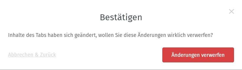 Zammad Autosave Screenshot German