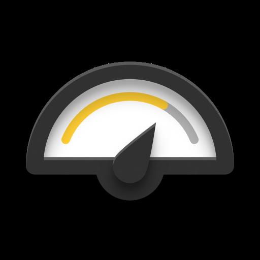 Icon representing speed