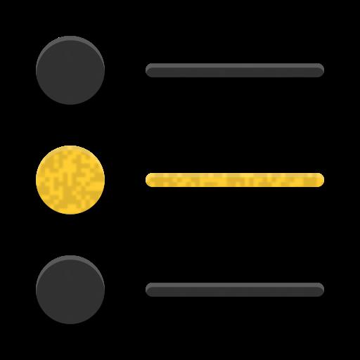Illustration zur Darstellung von Listen