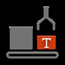 Icon to illustrate text modules